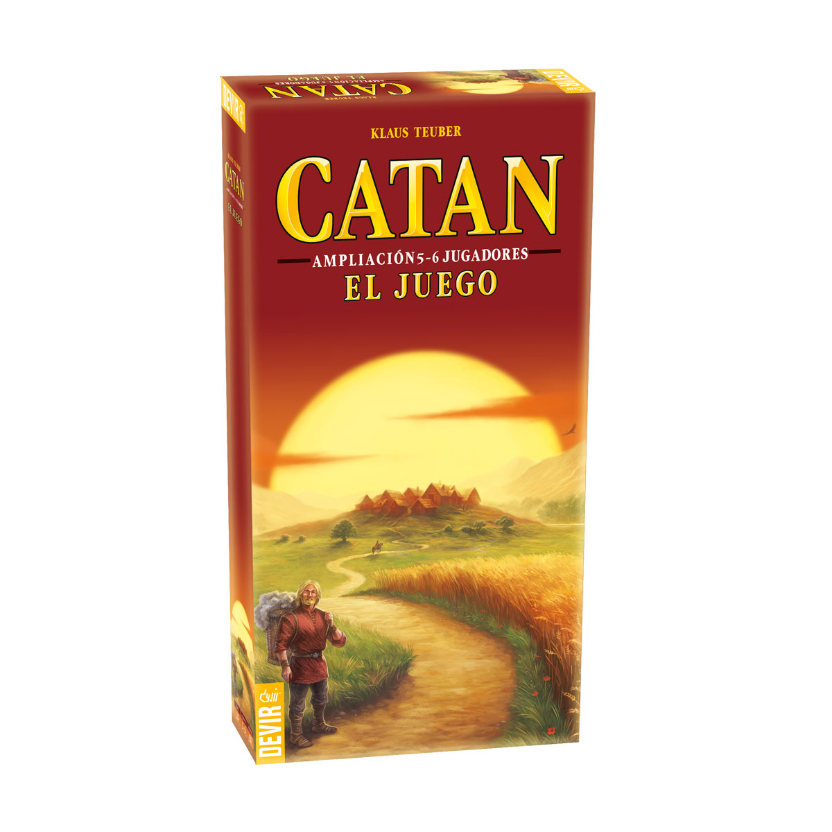 Catan - Ampliación Base