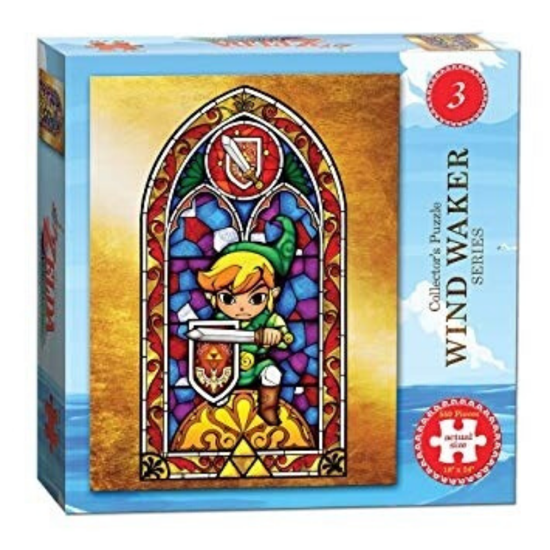 Puzzle The Legend Of Zelda Windwaker